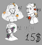 Open : [Set price] YCH 01