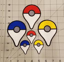 Pokemon Go Patches