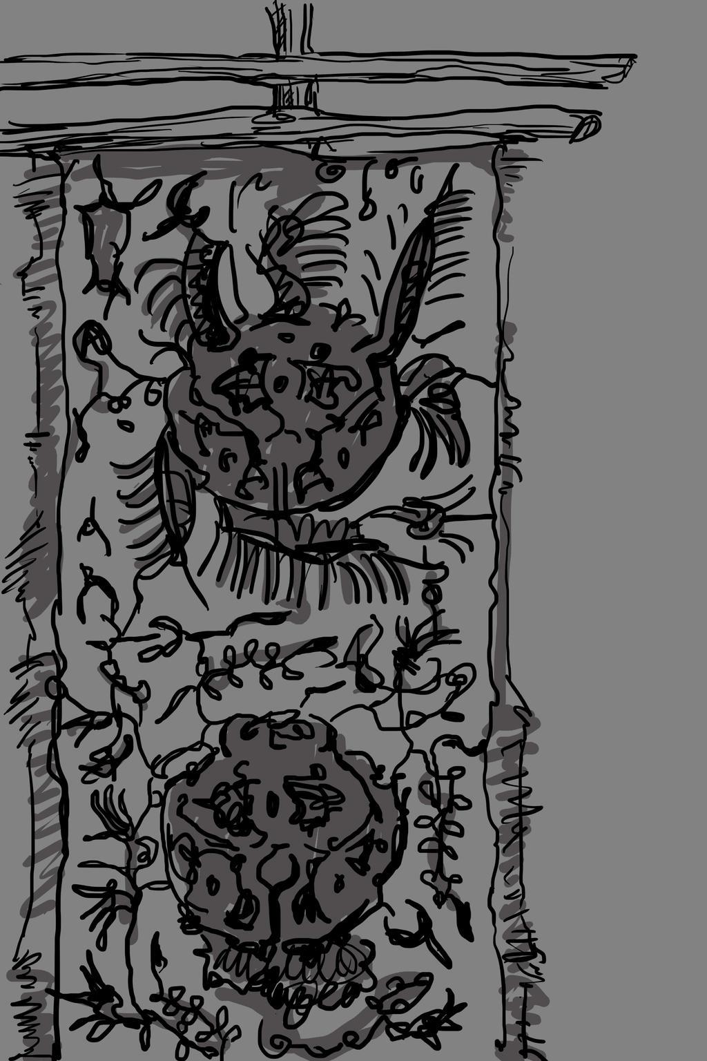 Tapestry by EileenLyn