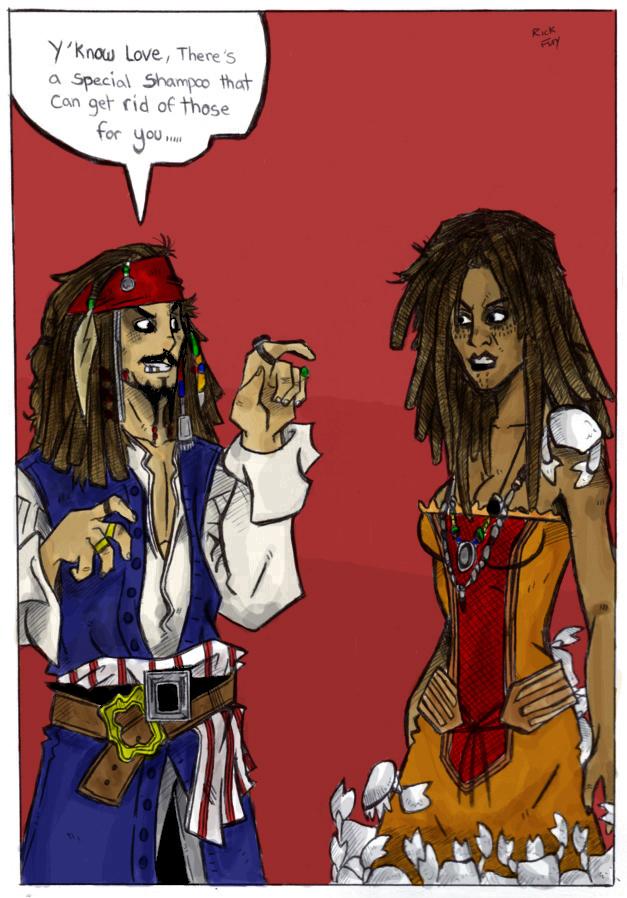 Stupid Pirate Jokes Part 10