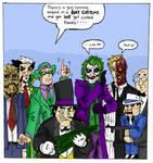 Batman Villains Power Hour