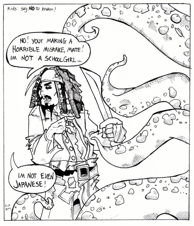 Stupid Pirate Jokes Part 11