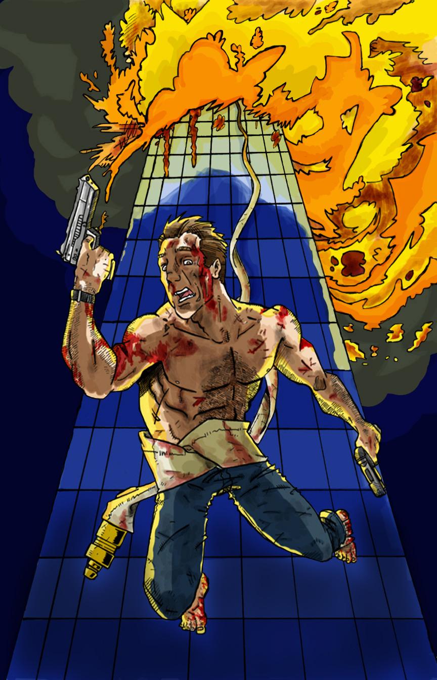 Illustration: Die-Hard