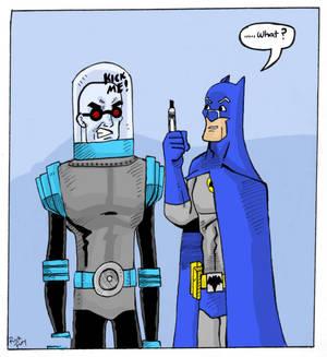 Batman Meets Adam West Part 51