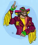 Macho Man Randy Savage: DIG IT