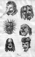 Slipknot by TheMonkeyYOUWant