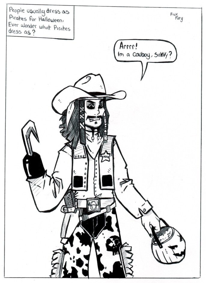 Stupid Pirate Jokes Part 8