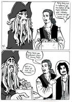 Stupid Pirate Jokes Part 9 by TheMonkeyYOUWant