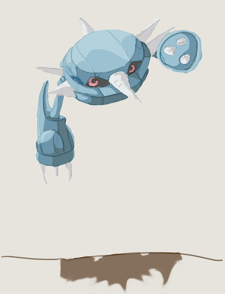 How About A Metang? by WacomDragonArtist