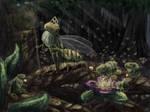 Festival of Plenty: Celebration of Spring by WacomDragonArtist