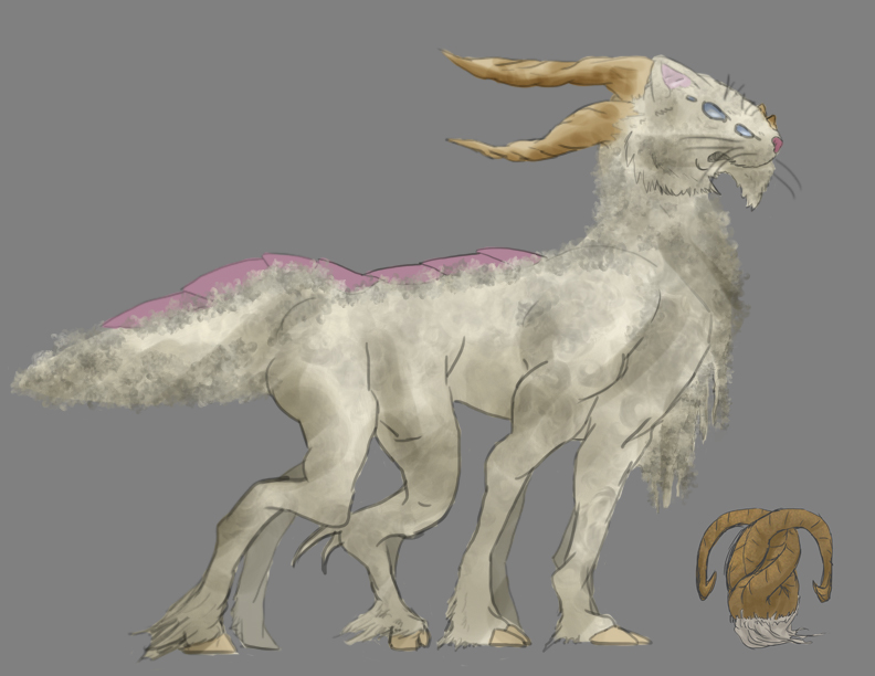 Eight-Legged Beast Adopt-Hatched! by WacomDragonArtist