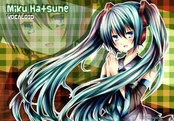 Miku Hatsune -remake- by sonnyaws