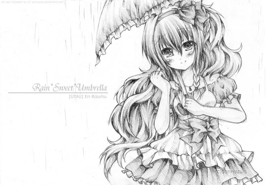 Rain*Sweet*Umbrella by sonnyaws