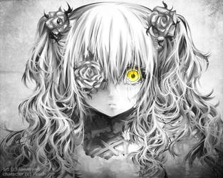 Kirakishou - Rozen Maiden by sonnyaws