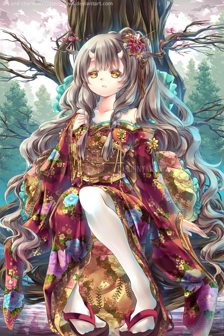 Image Result For Anime Little Girl Wallpaper