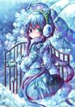 Winter Lapis
