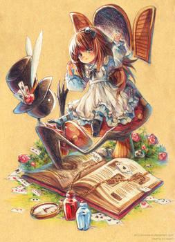 Alice in DeemoLand