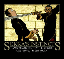 Avatar the Last Airbender Demotivational Posters