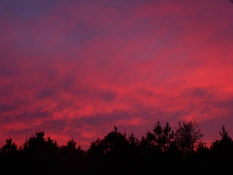 Dark scatterd skys