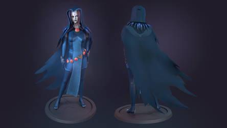 Raven by Phantasis