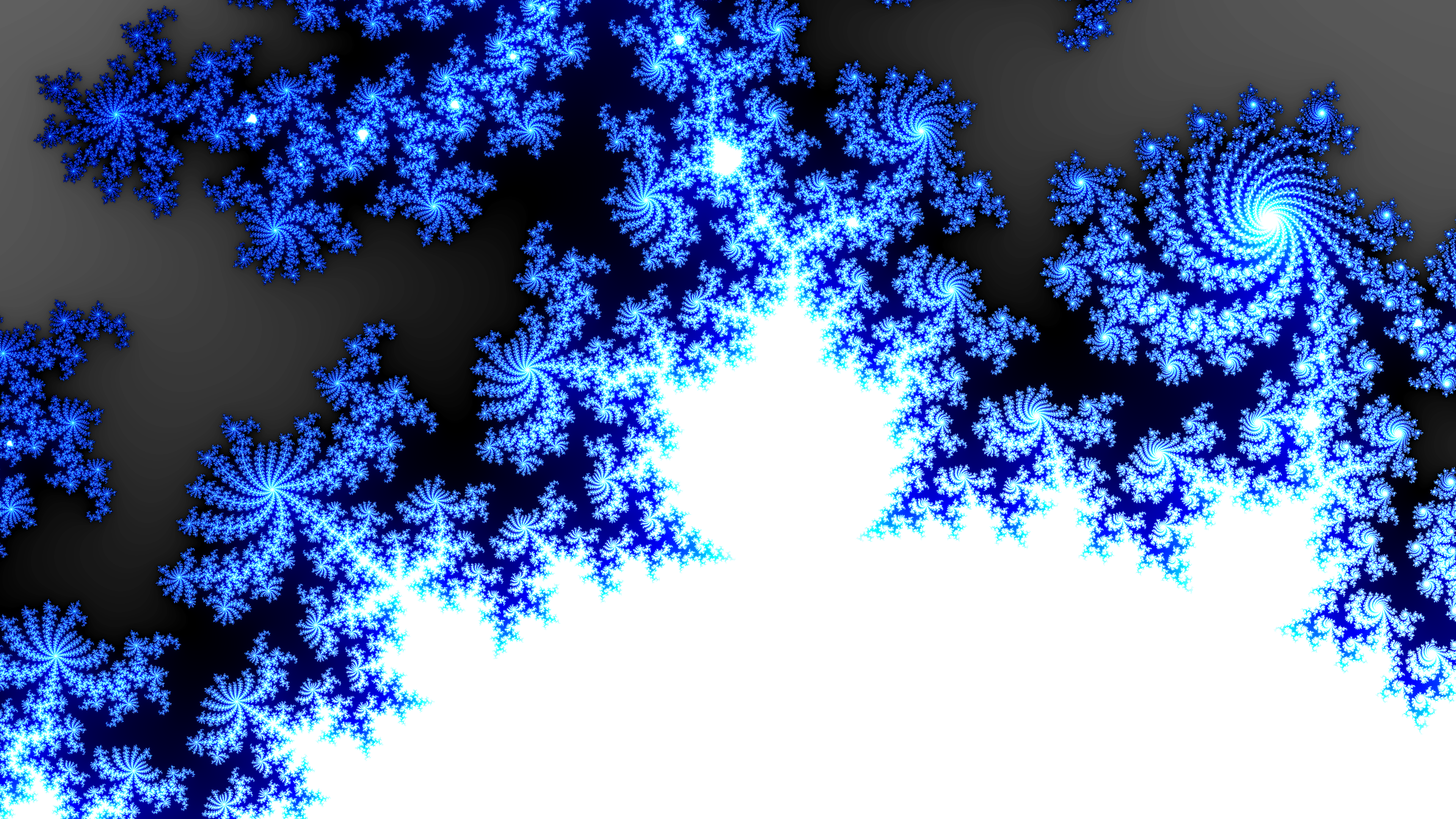 Create Fractal Image With Paint