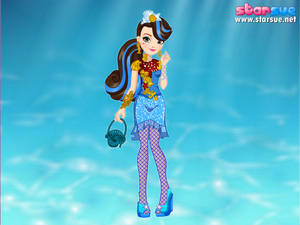 Morgane - Ever After High Version