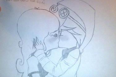 Virus-Toby Kissing Jane