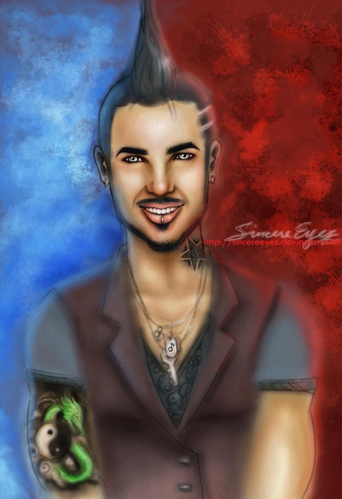 Rockstar by SincereEyez