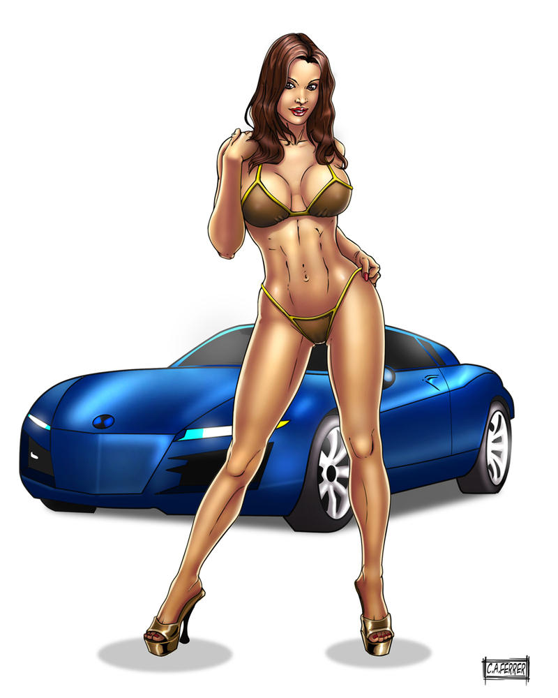 Rat Rods, Pinup Girls, Vintage Cars,, Auto