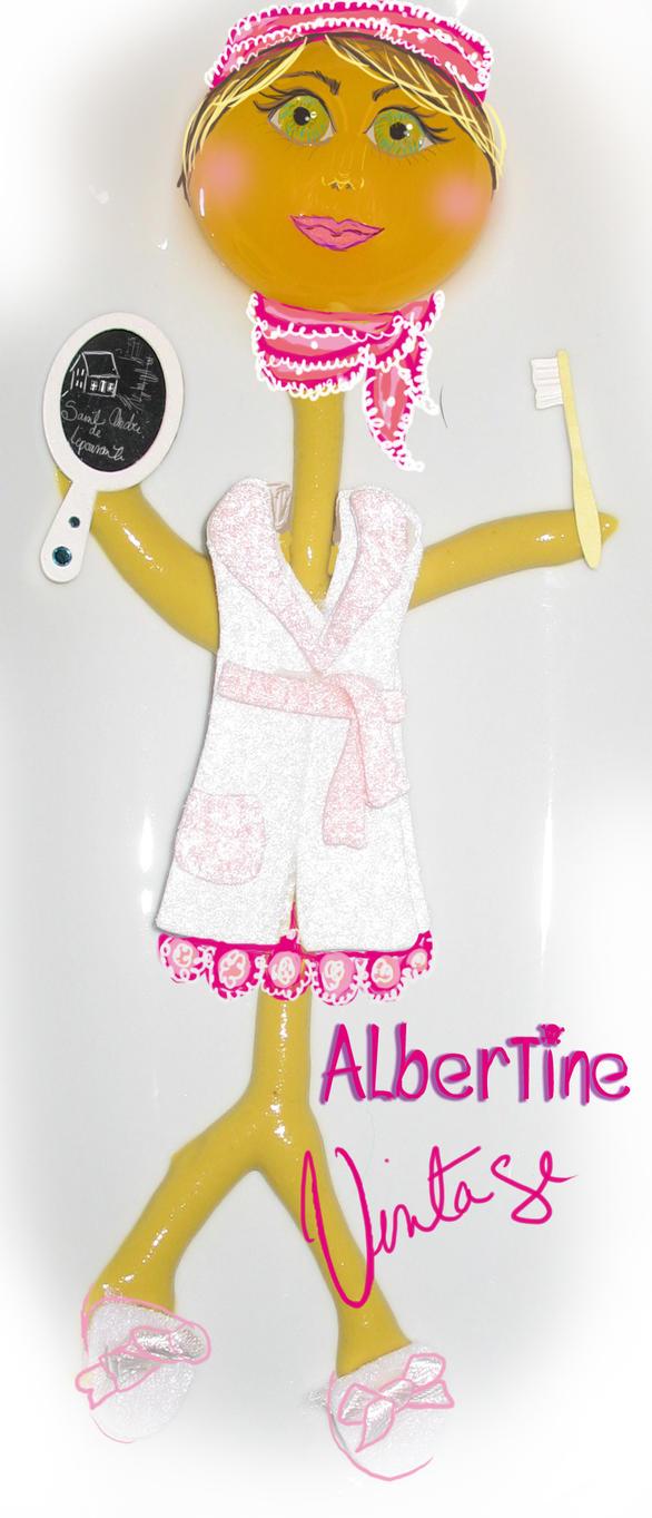 Albertine Vintage by AlbertineFont