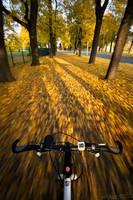I go by Bike by TobiasRoetsch