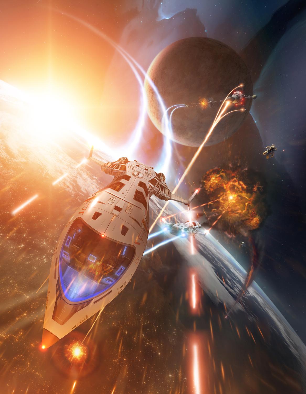 Orbital Fight