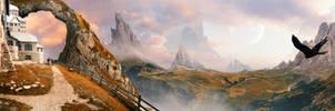 Golden Valley by TobiasRoetsch