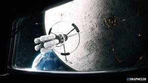 Lunar Mining by TobiasRoetsch
