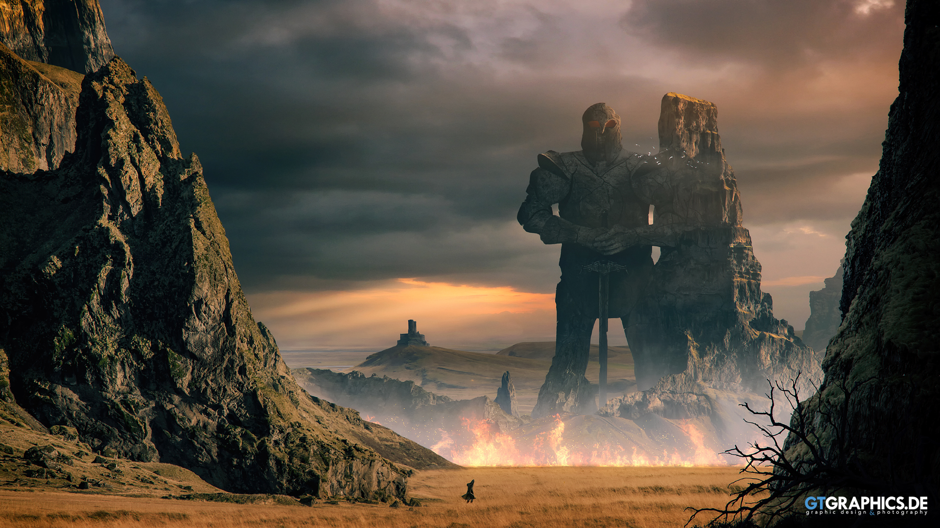 Colossus by TobiasRoetsch