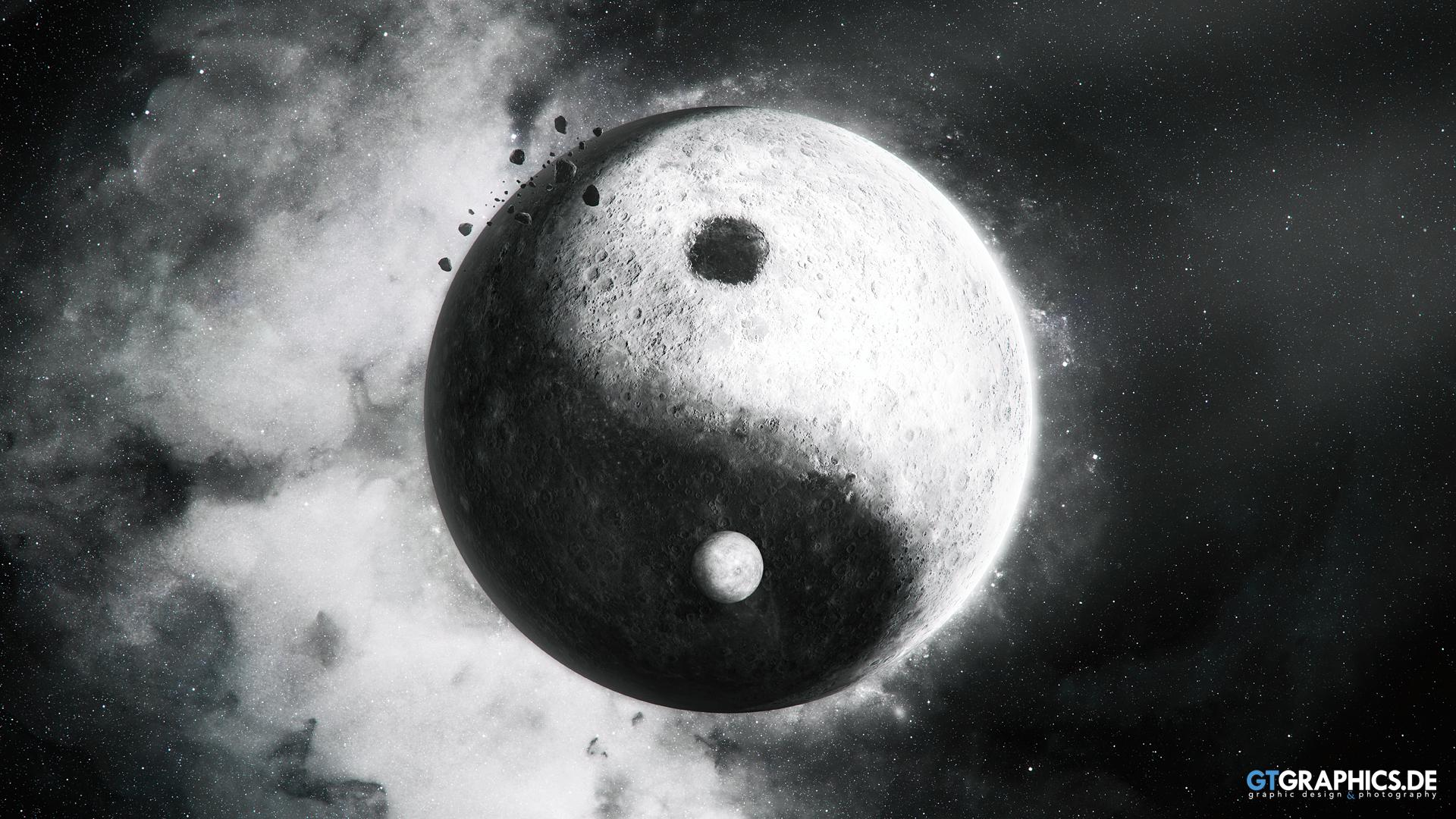 Yin and Yang by TobiasRoetsch