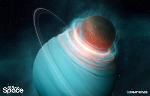 Uranus Impact by TobiasRoetsch