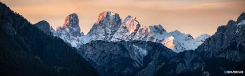 Cristallo Panorama by TobiasRoetsch