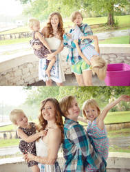 Bailey, Brandy, Chelsea, and Carter - 01 by WinterPhotograph