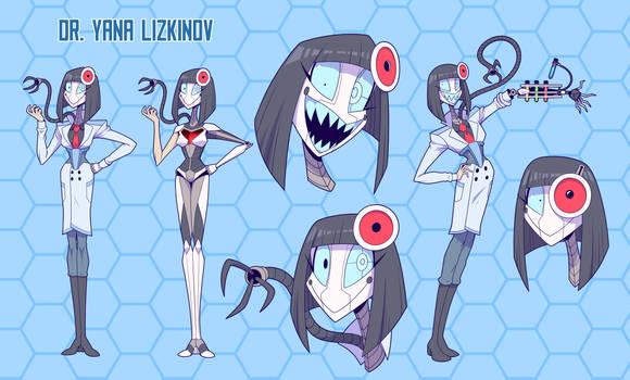 Dr. Yana Lizkinov
