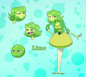 Lime by Gooseworx