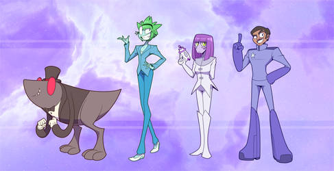 The Larlax Crew