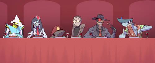 Villain Dinner