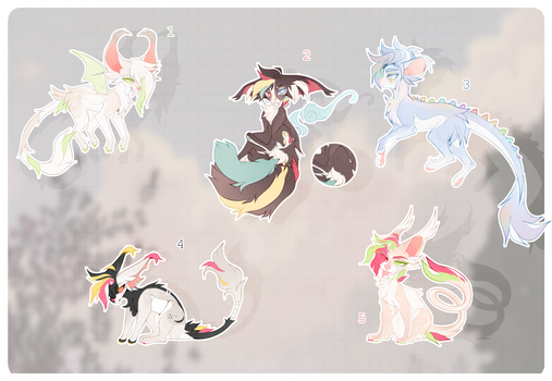 adopt OPEN auction