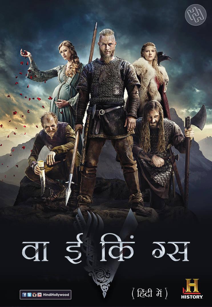 Vikings Hindi Poster 2 (Season 1) by HindiHollywood on DeviantArt