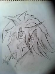 Jace Legacy base sketch by sindrake