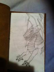 Dragon by sindrake
