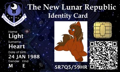 Light Heart NLR Card by sindrake