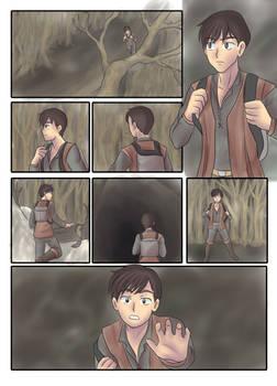 Elven Journey Tg comic Part 1