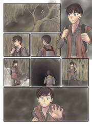 Elven Journey Tg comic Part 1 by Rezuban